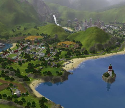 Download all the latest Sims 3 Worlds Custom Content right here! View the best custom content finds ever and see every item of Worlds right here.