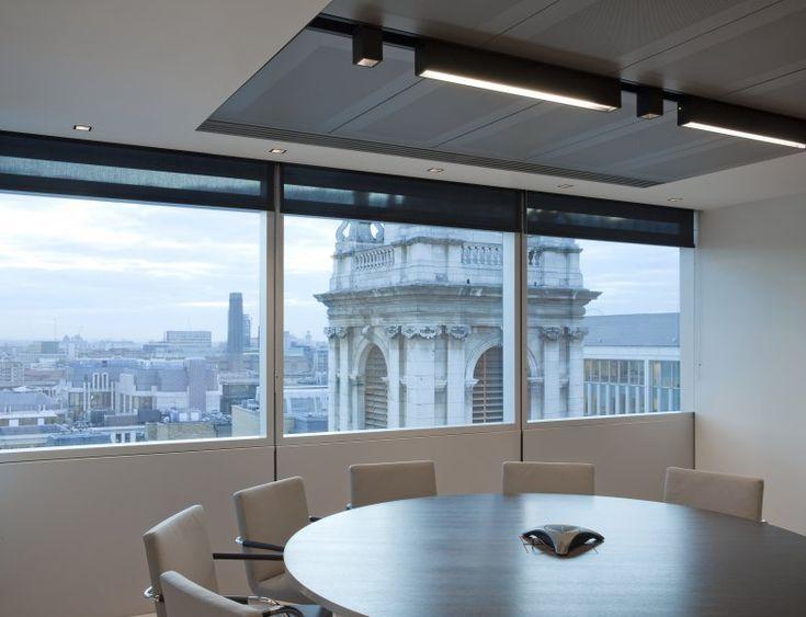lighting for office. kreon l orrick london uk office kreon lighting interiordesign for