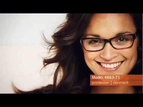 Pro Design, klassevolle Deense design brilmode voor hem en haar.  ProDesign Denmark     De designers en visagisten van ProDesign ontwerpen brillen en kleuren die samensmelten met het gezicht van de brillendrager.   meer op www.optiekvanderlinden.be