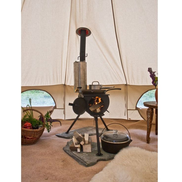 Buy The Anevay Frontier Stove From Above And Beyond Is A Wood Burning For Tents Sheds