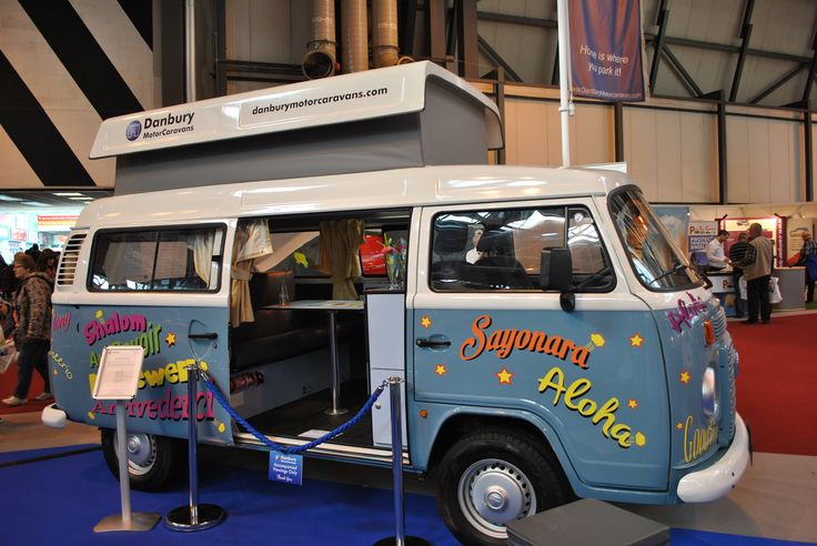 Glossop Awnings on Twitter:  Love this #funky #hippie #campervan #vintage vans are under rated!