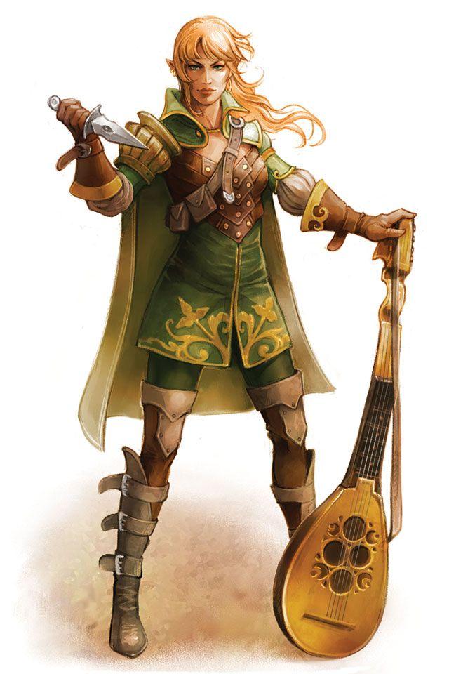 ... elf boots bracers bracers cloak belt boots bard rogue elf rogue
