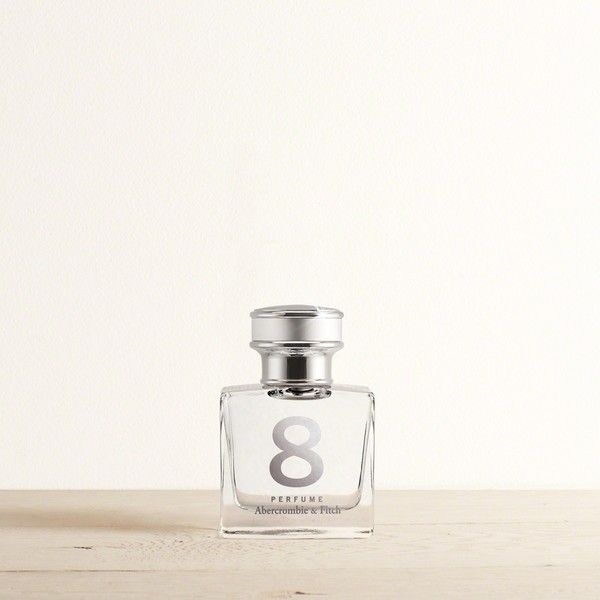 Abercrombie & Fitch 8 Perfume ($25) ❤ liked on Polyvore featuring beauty products, fragrance, light grey flat, parfum fragrance, abercrombie & fitch perfume, abercrombie & fitch and perfume fragrances