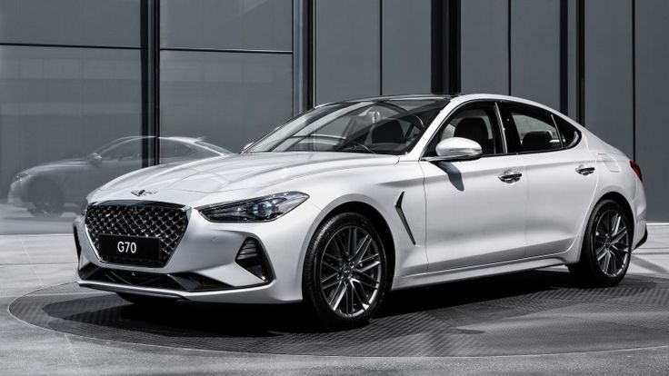 Genesis Gives Its G80 a Little Brother, the Compact G70 Luxury Sedan | American Luxury
