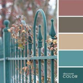 vibrant color palettes #ColorpaletteforKCH
