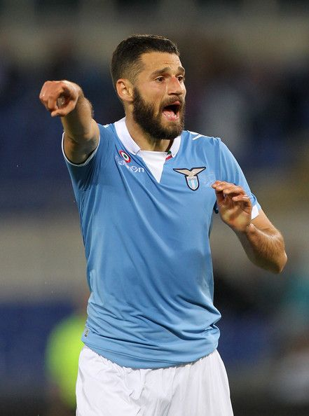 Antonio Candreva of SS Lazio