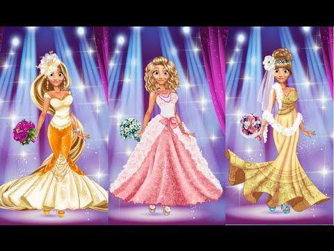 Best Wedding Salon Rapunzel Disney Princess Rapunzel Dress up Games