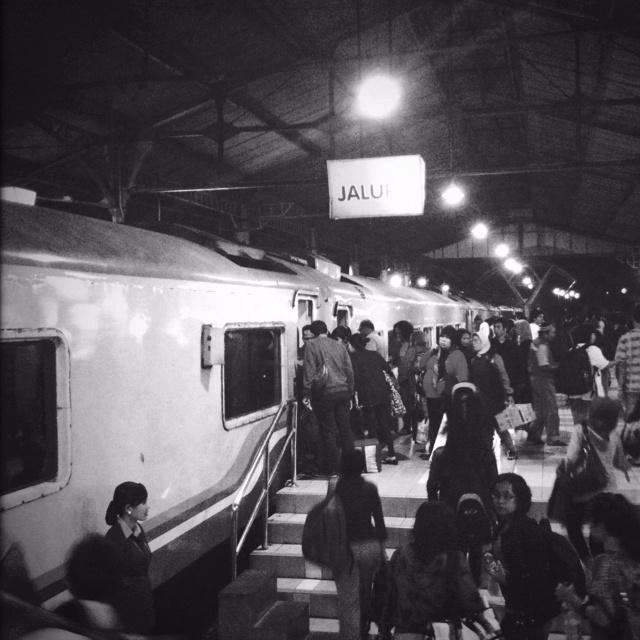 [Jogjakarta] Indonesia #Train Station