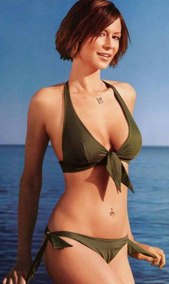 Catherine Bell From The Tv Show Jag-6805