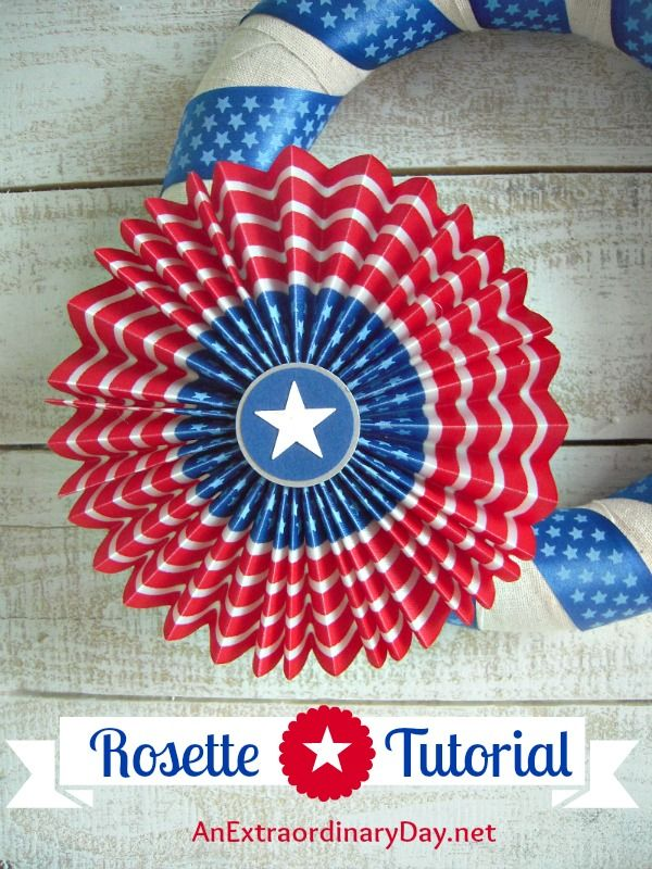 make your own july 4th decorations