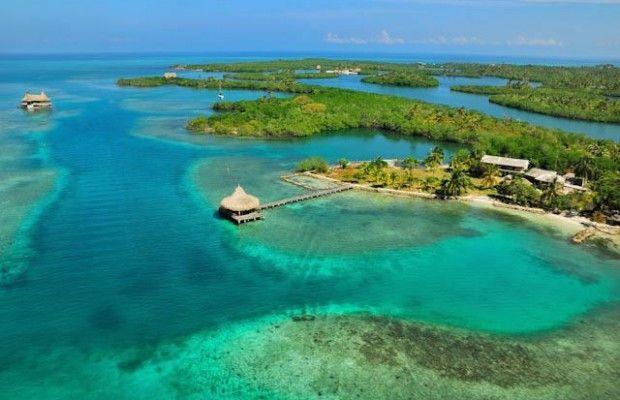 San Bernardo e Isla Múcura: Paraíso en el Caribe. COLOMBIA