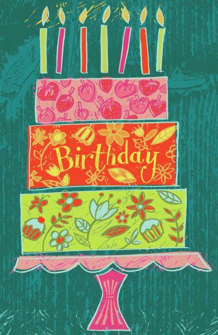 Admirable Amanda Hillier Birthday Cake Tif Happy Birthday Happy Personalised Birthday Cards Xaembasilily Jamesorg