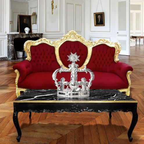 Decorative aluminium crown big model http www royalartpalace com