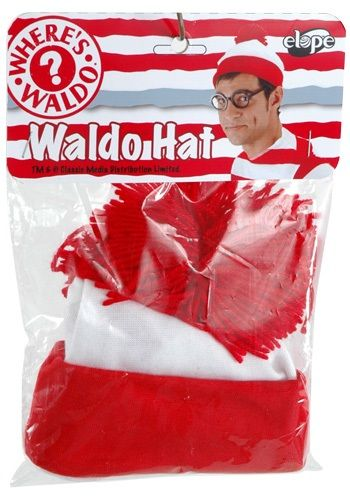 Where's Waldo Hat $9