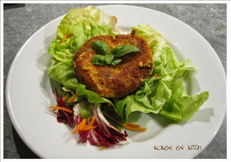Koken en Kitch: Crabcakes