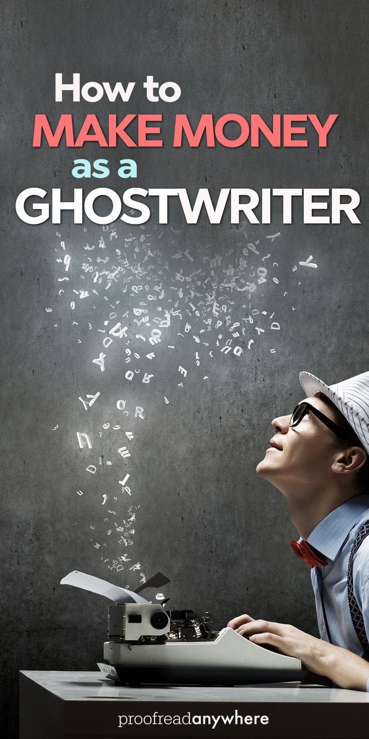 Here's how ghostwriting helped Holly improve her writing skills AND earn more money at the same time.