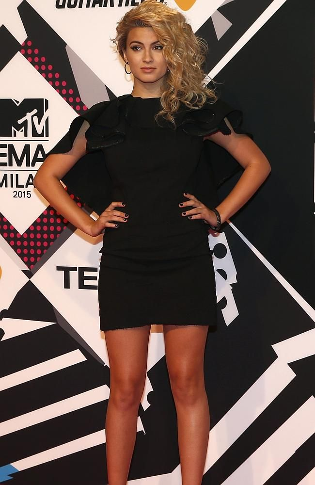 2015 MTV EMAs - Tori Kelly