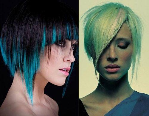 capelli,capelli colorati,ispirazione capelli,capelli azzurri,tinte capelli,tinte per capelli,capelli blu,colori capelli,capelli corti