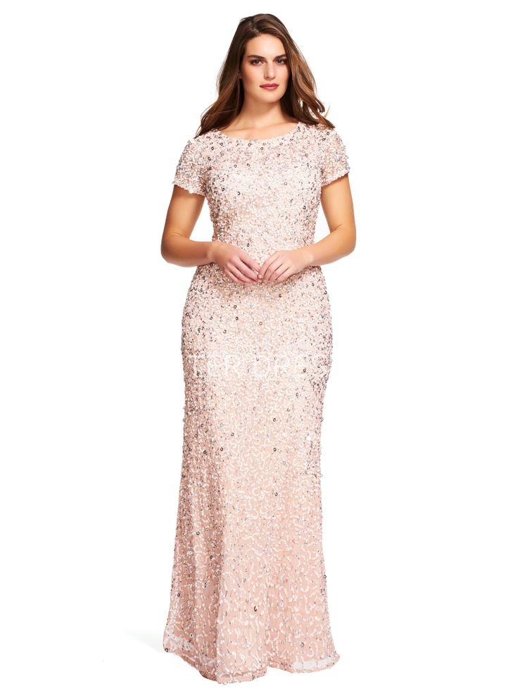 Best 25 plus size bridesmaid ideas on pinterest plus for Black tie wedding dresses plus size