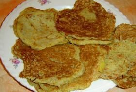 Sejkory, krkonošská specialita, recept
