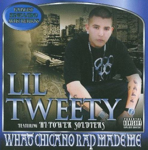 What Chicano Rap Made Me [CD] [PA]