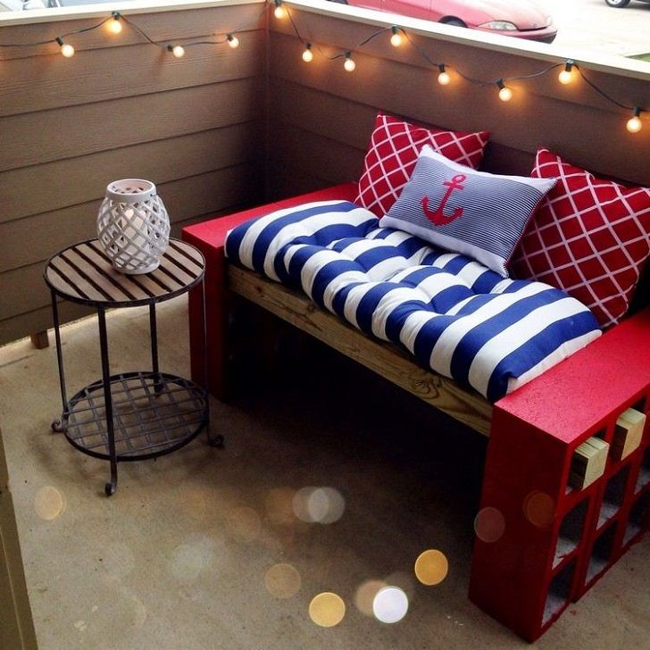 cinderblock furniture. cinder block furniture ideas can be inspiring to all diy lovers as they combine creativity and cinderblock