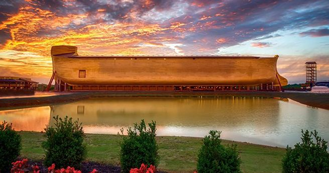 Experience the life-size Noah's Ark! Ark Encounter is a one-of-a-kind themed attraction the whole family will enjoy, located in Williamstown, Kentucky.
