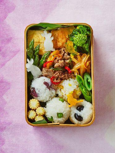 【ELLE gourmet】お重は? 四角形は? お弁当箱の形が違ってもコツは同じ!|「詰め方上手」でお弁当マスターに!|エル・オンライン