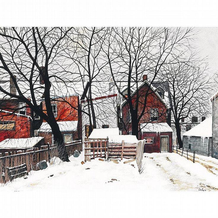 John Kasyn Backyard Carlaw