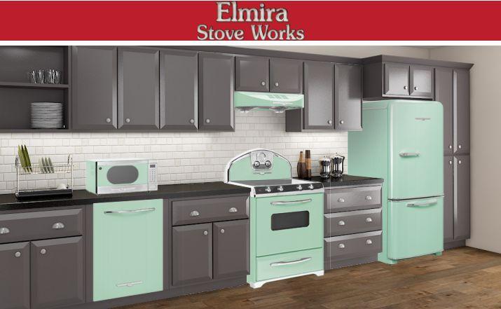 Elmira White Kitchen