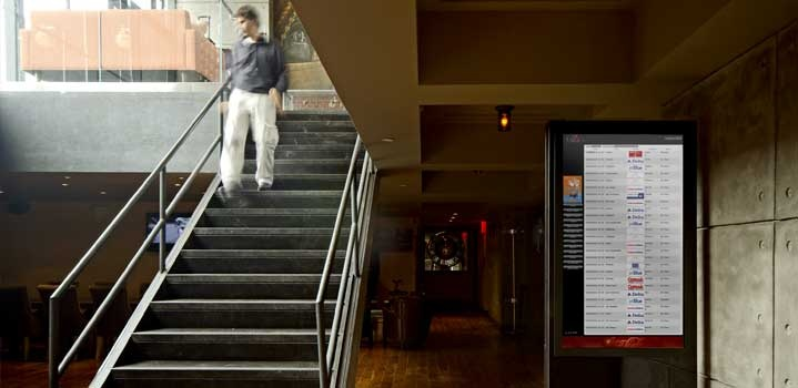 Virtual Concierge - Interactive Kiosk.    Provide added value and personalized concierge services on your property without incurring the cost of additional staff with the MetroClick Interactive Kiosk. You'll be assured that your customers receive consistent service, while they remember the unique offerings of this amenity.
