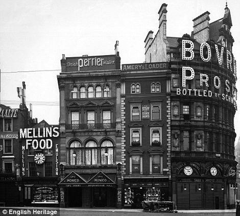 Regent Street, 1910