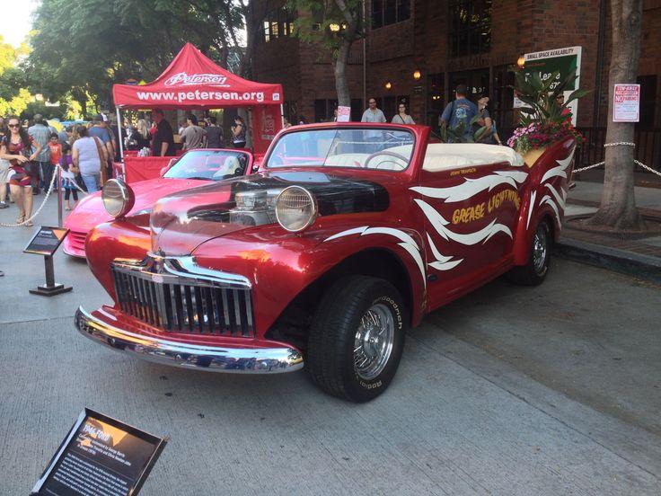 Ford 1946 adaptado para la película Vaselina (Grease)