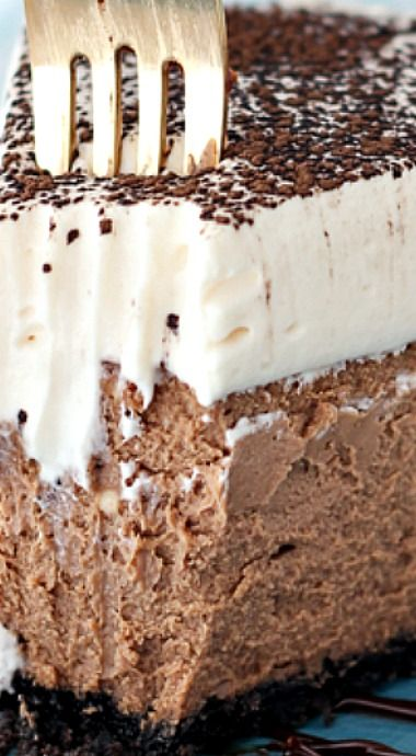 Baileys Chocolate Cheesecake ^