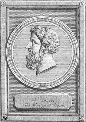 CHILON OF SPARTA  http://athensflyers.gr/