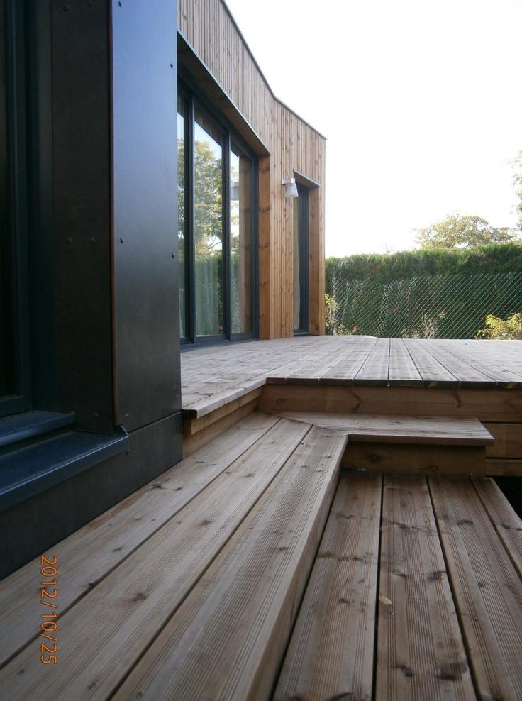 17 best images about architecture extension en bois m2 for Architecture en bois