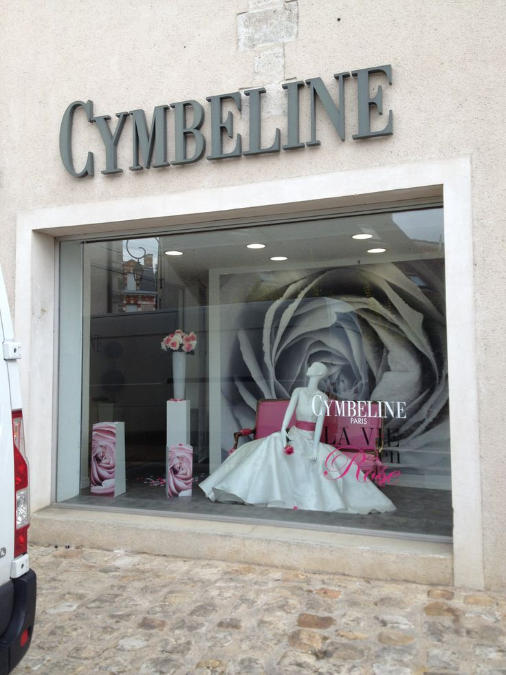 We were excited to see the new Cymbeline collections in Nemours France last weekend and can't wait for our new gowns! www.mirrormirror.uk.com