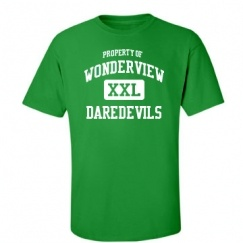 Wonderview High School - Hattieville, AR | Men's T-Shirts Start at $21.97