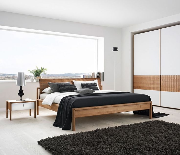 16 Best Images About Wooden Beds On Pinterest Natural Furniture And Queen Beds