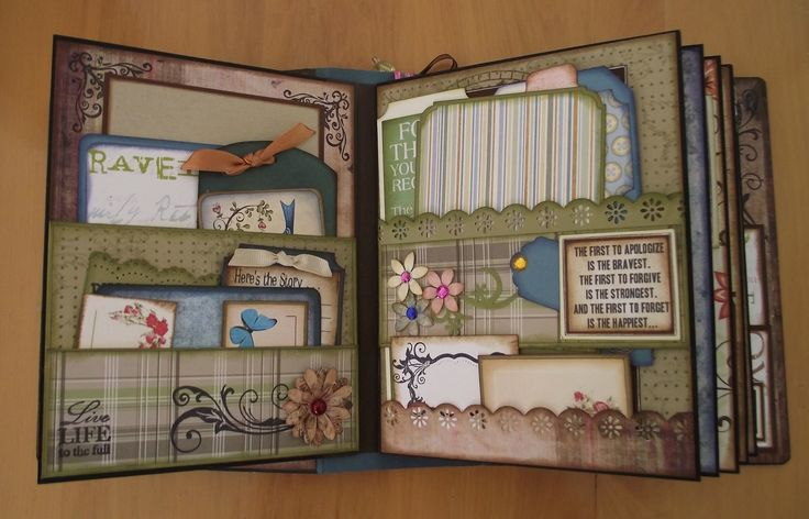 travelalbum for my youngest daughter
