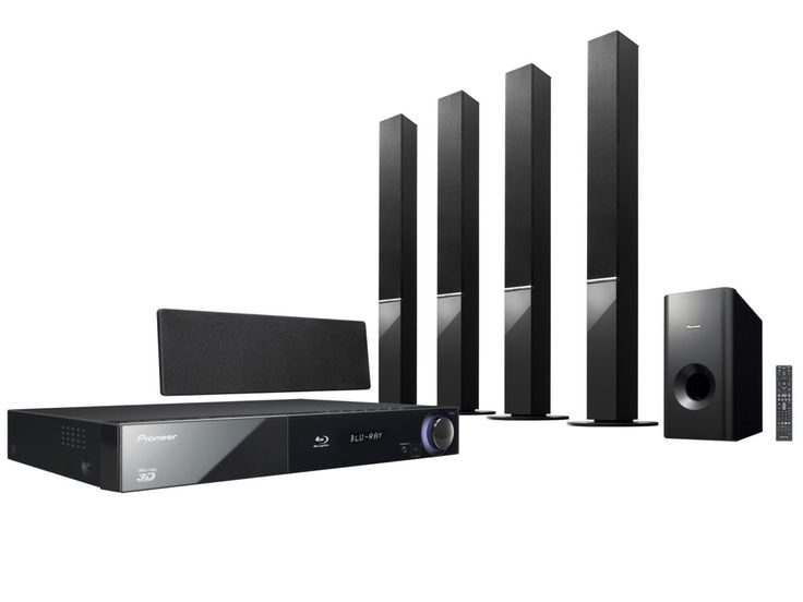 Pioneer launches four new Blu-ray home cinema systems | Pioneer GB has revealed four new Blu-ray home cinema systems, which are based on two main system units in 'regular' and 'basics' flavours. Buying advice from the leading technology site