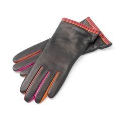 ROECKL - Handschuhe aus feinstem Haarschaf-Nappaleder mit Farbspiel