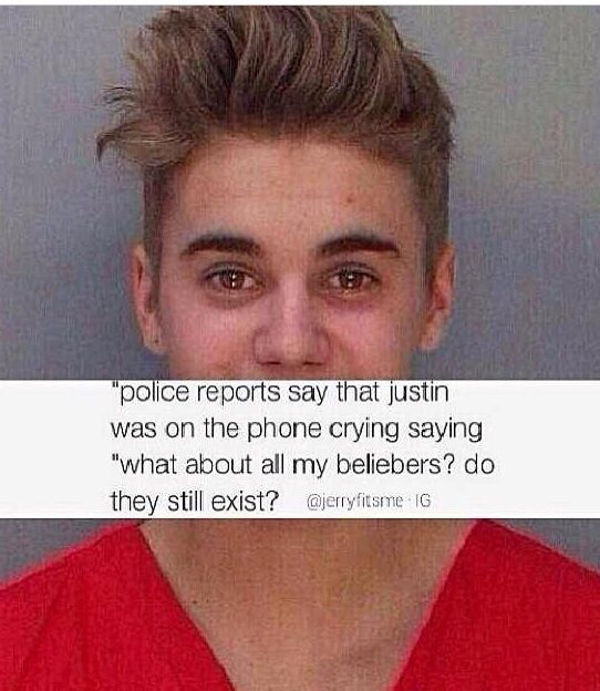 Yeah this killed me. I forgive him for what he did, and the rest of you should too. Yeah, what he did was wrong and he made a mistake. But he's obviously sorry. I just hope he does some time and moves on. But I'm still here ♡ and I know there's lots of other beliebers still here too. #weloveyoujuju ♡♡♡♡ xxx