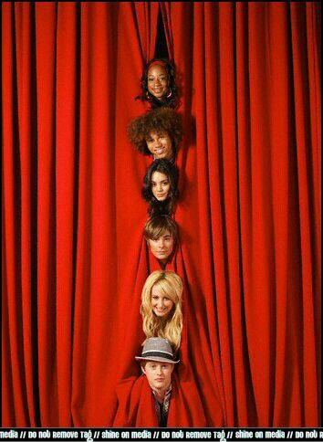 The cast of High School Musical why would you not love High School Musical