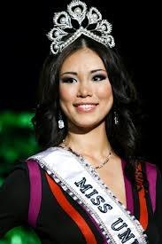 Miss Universe 2007, Japan's Riyo Mori