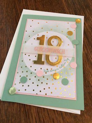 Die 40 besten bilder zu 18 geburtstag auf pinterest geburtstag mini donuts und schokolade - Pinterest 18 geburtstag ...