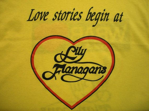 Life Begins at Lily Flanagans WBAB paper thin retro by Dapperdogg
