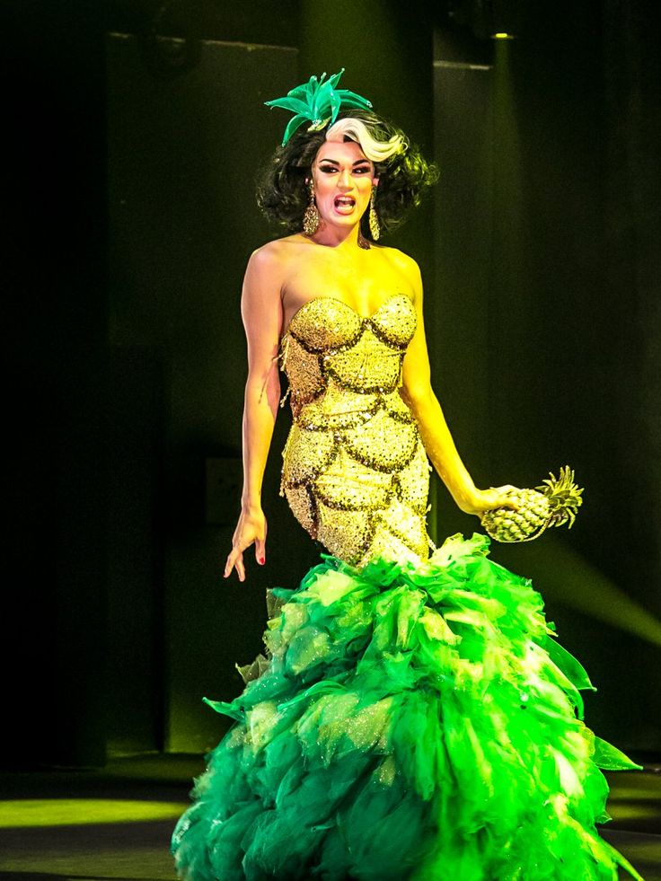 Manila Luzon Pineapple