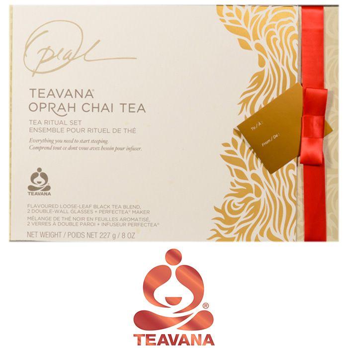 Oprah Tea Set From @teavana