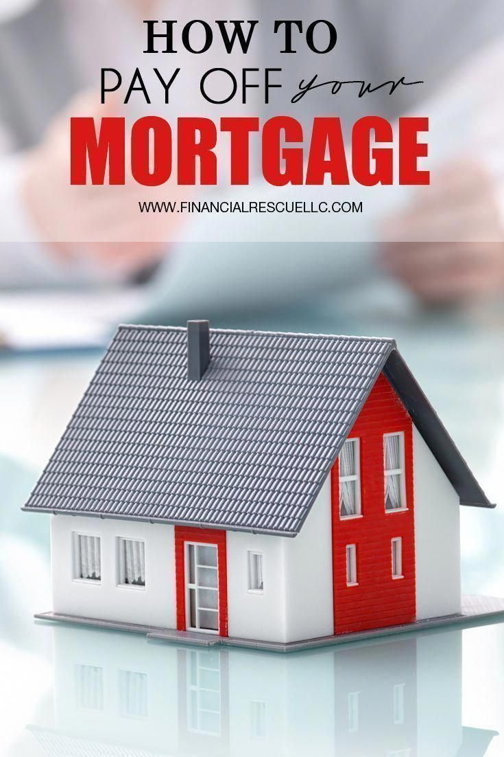 How to Pay Off Your Mortgage Faster #poor #rich #tax #blog #financial #finance